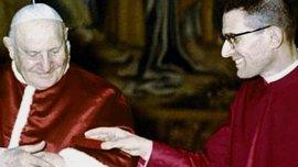Loris Capovilla con Papa Giovanni XXIII