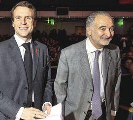 Macron e Attali