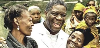 """Mukwege, """"il medico che ripara le donne"""""""