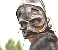 """Soldato romano del V secolo, dal film """"De reditu"""" di Claudio Bondì"""