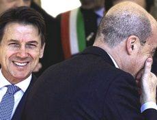Conte e Zingaretti