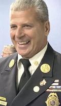 Il commissario Christopher Gioia