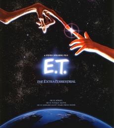 E.T. l'extraterrestre di Spielberg