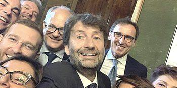Franceschini, Gualtieri e Boccia