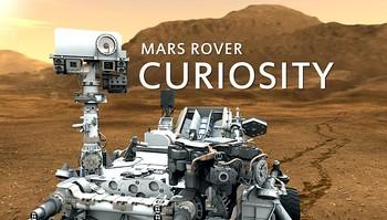 Il rover Curiosity presentato dalla Nasa