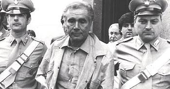 L'arresto di Enzo Tortora, innocente