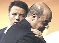 Renzi e Zingaretti
