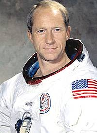 Worden ai tempi dell'Apollo 15