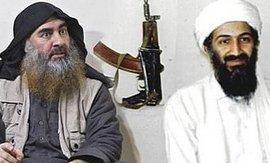 Al Baghdadi e Bin Laden