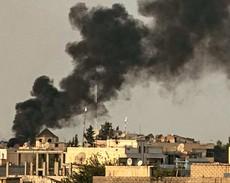 Bombe turche sui curdi siriani