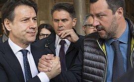 Conte e Salvini