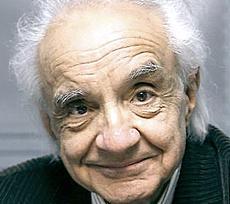 Il fisico Antonino Zichichi