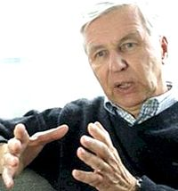 L'oncologo Lennart Hardell