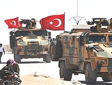 Mezzi militari turchi