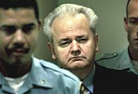 Milosevic prigioniero nel carcere olandese del Tpi