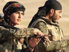 Partigiani curdi del Rojava