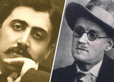 Proust e Joyce, due giganti ignorati dal Nobel