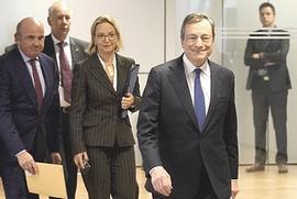 Draghi alla Bce