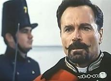 """Franco Nero nel film """"Li chiamarono briganti"""", di Pasquale Squitieri"""