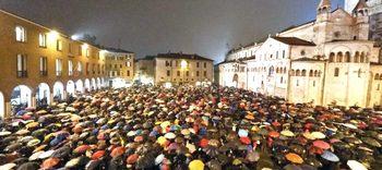Le Sardine a Modena