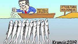 Prodi e le Sardine secondo Krancic, sul Secolo d'Italia