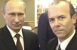 Savoini con Putin