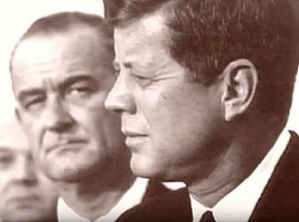 Lyndon Johnson e Jfk