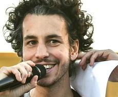 Mattia Santori, portavoce delle Sardine