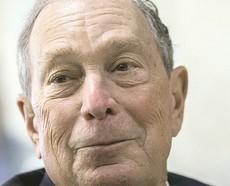 Mike Bloomberg, candidato dei democratici