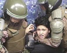 Repressione in Cile