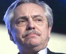 Alberto Fernandez, neopresidente argentino