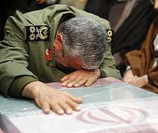 Dolore in Iran per la perdita di Soleimani