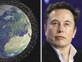 Elon Musk e i suoi 20.000 satelliti 5G