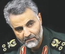 Il generale Qasem Soleimani, eroe nazionale iraniano
