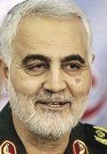 Il generale Qasem Soleimani