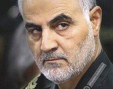 Il generale iraniano Qasem Soleimani, nemico dell'Isis