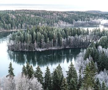 Il paesaggio della Finlandia