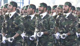 Le forze speciali di Soleimani