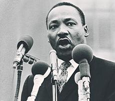 Martin Luther King, massone progressista