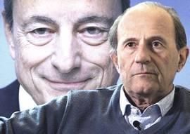 Nino Galloni e Mario Draghi