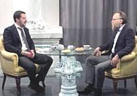 Salvini con Dugin