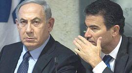 Yossi Cohen col premier israeliano Netanyahu