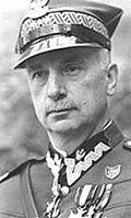 Il generale Kazimierz Sosnkowski