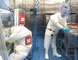 Laboratorio Bsl-4