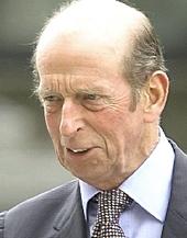 Edward, il duca di Kent