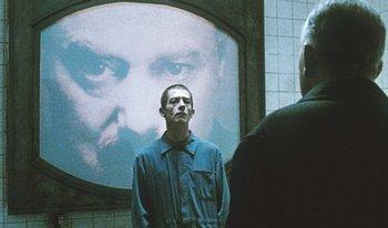 Il film 1984, dal romanzo di Orwell