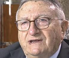 Il professor Giulio Tarro