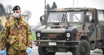 L'esercito in strada