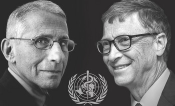 Anthony Fauci e Bill Gates