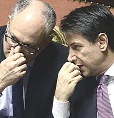 Gualtieri e Conte